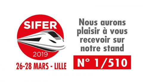 Salon SIFER de Lille 2019
